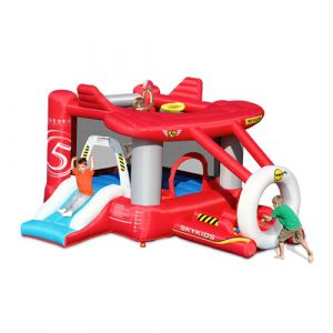 Sky Kids Airplane Jumping Castle
