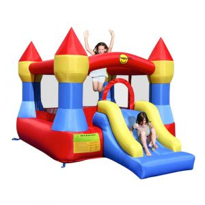 jumping castle for small backyard