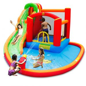 Wet & Dry Inflatable Water Zone