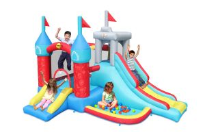 Knights Bouncer Activity Play Centre