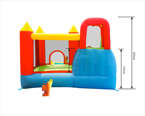 Jumping Castle and water slide